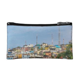 Cerro Santa Ana Guayaquil Ecuador Cosmetic Bag