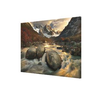 Cerro Torre Canvas Print