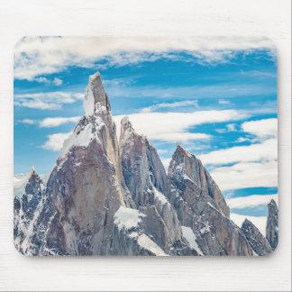 Cerro Torre - Parque Nacional Los Glaciares Mouse Pad