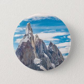 Cerro Torre - Parque Nacional Los Glaciares Pinback Button