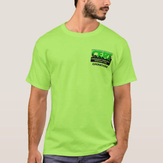 CERT Operations T-Shirt