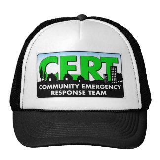 CERT TRUCKER HAT
