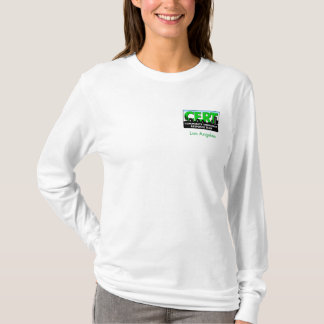 CERT Woman's Long Sleeve T-non-fitted-customize T-Shirt