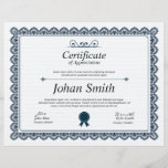 """Certificate Of Appreciation<br><div class=""""desc"""">Printable Certificate of appreciation. Easy-to-customize Certificate Layout for any occassion</div>"""