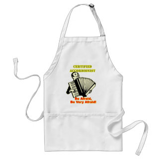 Certified Accordionist Apron