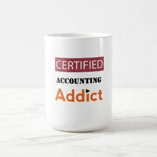 Certified Accounting Addict Coffee Mug