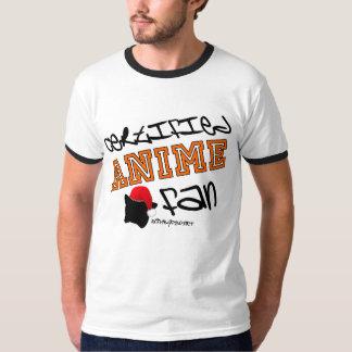 """""""Certified Anime Fan"""" Ringer T-Shirt"""