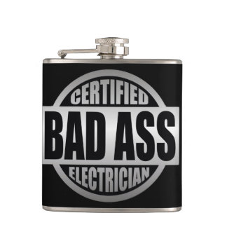 Certified BA Electrician Flask