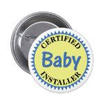 Certified Baby Installer Pins