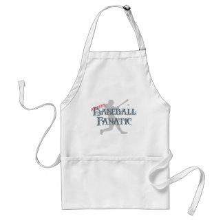 Certified Baseball Fanatic Adult Apron