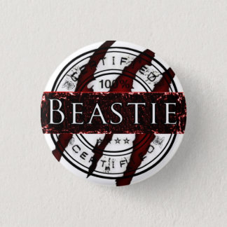 Certified Beastie Button
