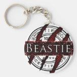 Certified Beastie Keychain