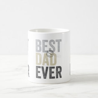 Certified Best Dad Ever Father's Day   Birthday Coffee Mug