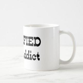 Certified Bike Addict Coffee Mug