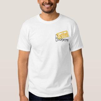Certified Bookworm T Shirt