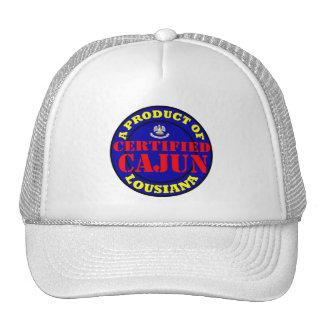 CERTIFIED CAJUN TRUCKER HAT