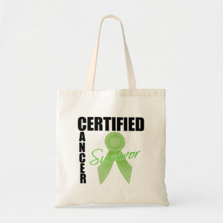Certified Cancer Survivor - Non-Hodgkin's Lymphoma Bags