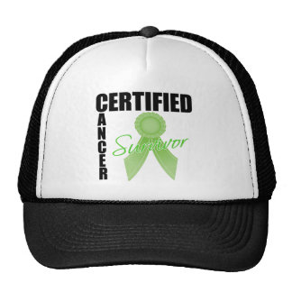Certified Cancer Survivor - Non-Hodgkin's Lymphoma Trucker Hat