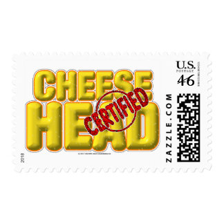 Certified CheeseHead Postage