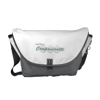 Certified Compassionate Messengerbag Courier Bag