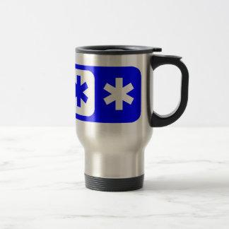Certified Cool Design Travel Mug