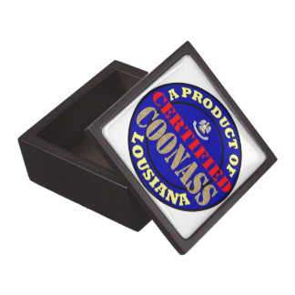 CERTIFIED COONASS PREMIUM GIFT BOX