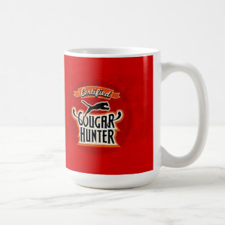 Certified Cougar Hunter Mug