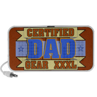 Certified Dad Gear Doodle Portable Speakers
