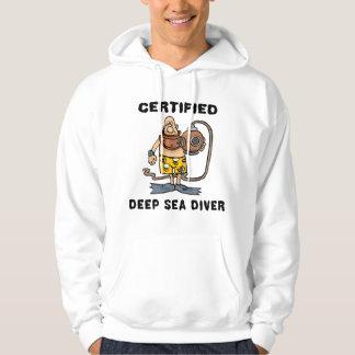Certified Deep Sea Diver T-Shirt