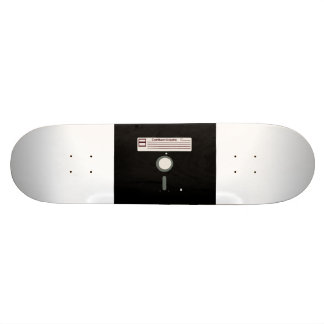Certified Diskette (Floppy Disk) Skateboard