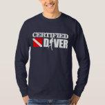 Certified Diver 2 Apparel T-Shirt