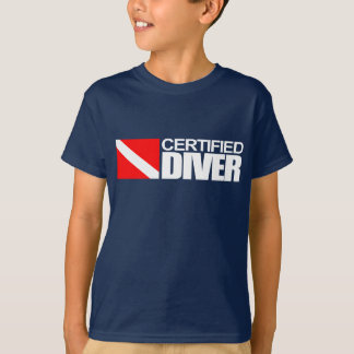 Certified Diver 4 Apparel T-Shirt