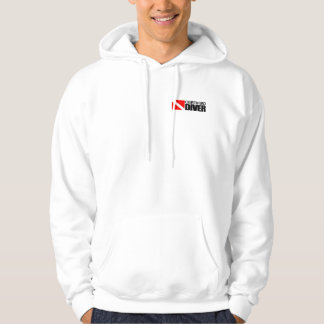Certified Diver (Food Chain) Apparel Hooded Pullover