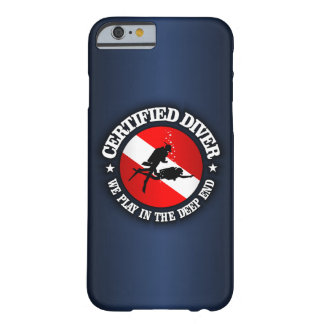 Certified Diver iphone 6 cases
