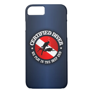 Certified Diver iPhone 7 cases