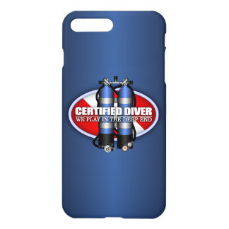 Certified Diver (ST) iPhone 7 Plus Case