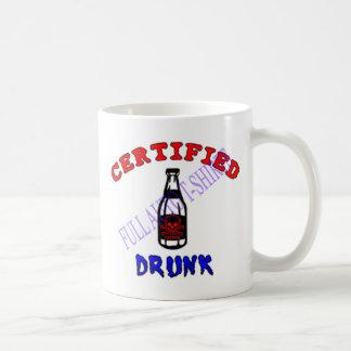 Certified-Drunk-poison-medi Classic White Coffee Mug