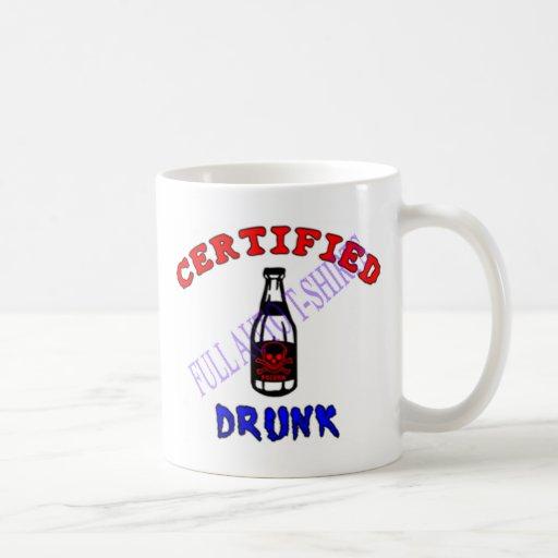 Certified-Drunk-poison-medi Mug