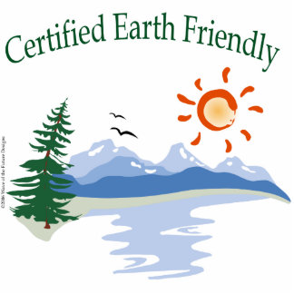 Certified Earth Friendly (2) Statuette