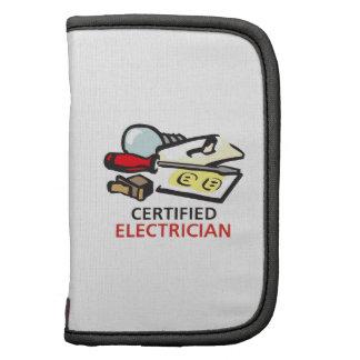 CERTIFIED ELECTRICIAN ORGANIZER