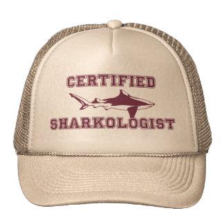 Certified Funny Aquatic Adventure Trucker Hat
