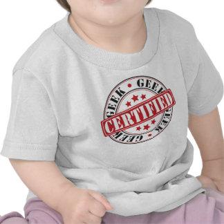 Certified Geek Shirt