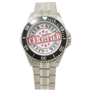 Certified Geek Watch
