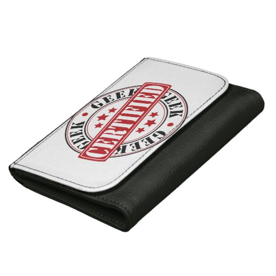 Certified Geek Women's Wallets