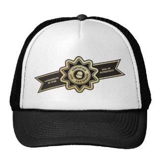 Certified Genealogy Nut Hats