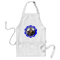CERTIFIED GOAT LOVER! ADULT APRON