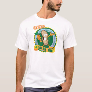 Certified Health Nut T-Shirt