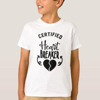 Certified Heart Breaker T-Shirt