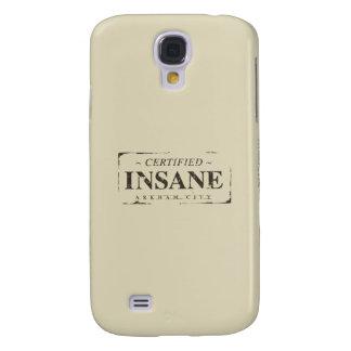 Certified Insane Stamp Samsung Galaxy S4 Case