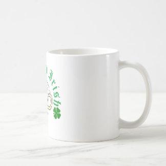 Certified Irish Beer Classic White Coffee Mug
